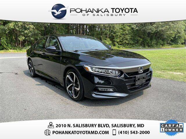 2019 Honda Accord Sport Salisbury MD