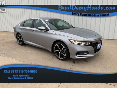 2019_Honda_Accord_Sport_ West Burlington IA