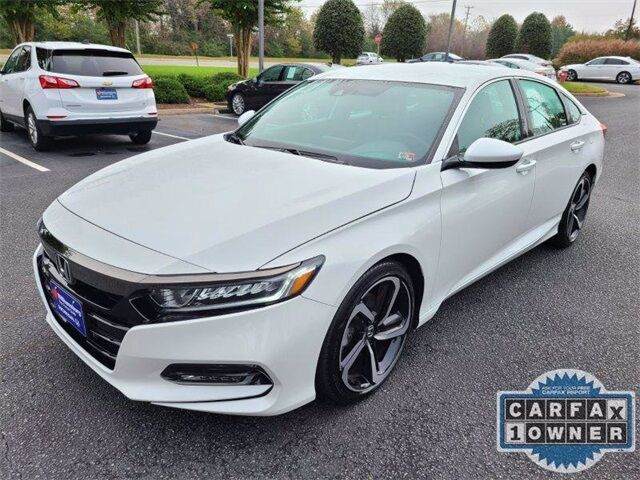 2019 Honda Accord Sport Williamsburg VA