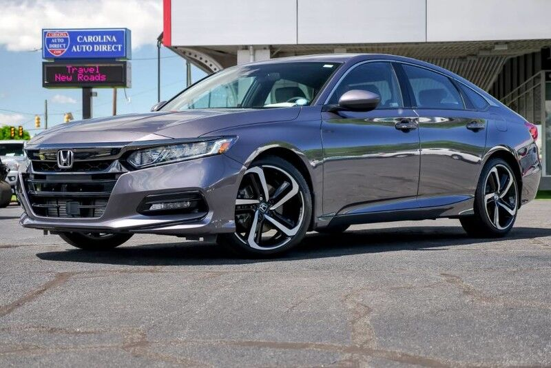 2019 Honda Accord Sport w/ Heated Front Seats & Back-Up Camera Mooresville NC