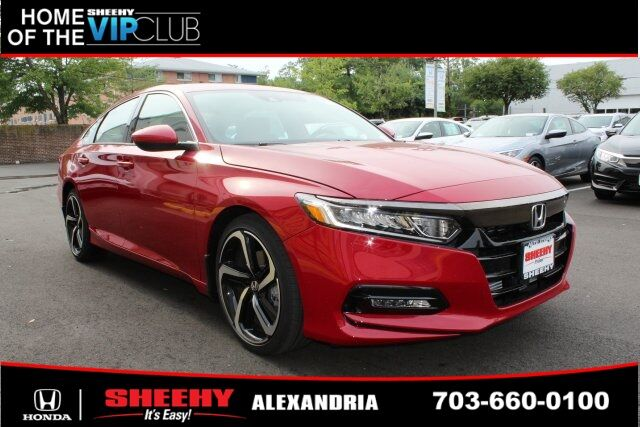 2019 Honda Accord Sport 4D Sedan Alexandria VA