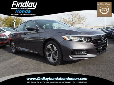2019 Honda Accord sedan EX 1.5T Henderson NV