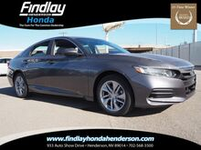2019_Honda_Accord sedan_LX 1.5T_ Henderson NV
