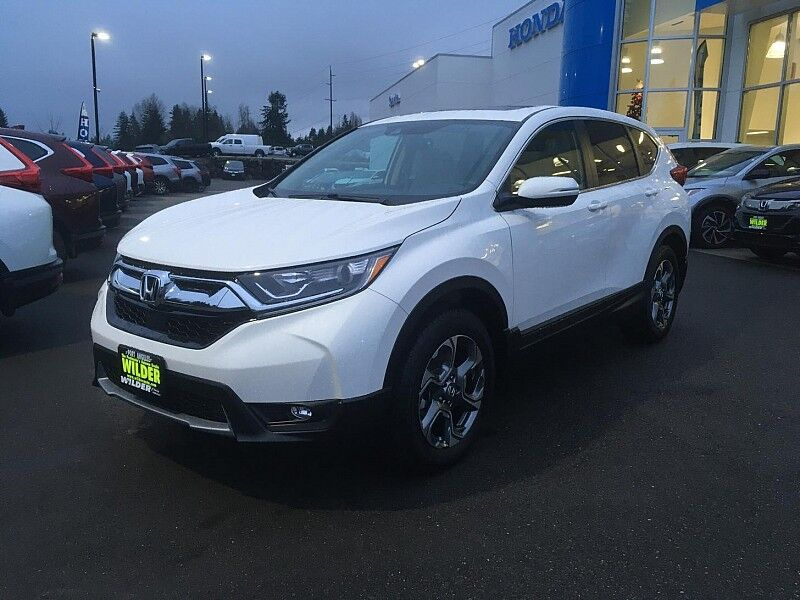 2019 Honda CR-V 4d SUV AWD EX Port Angeles WA