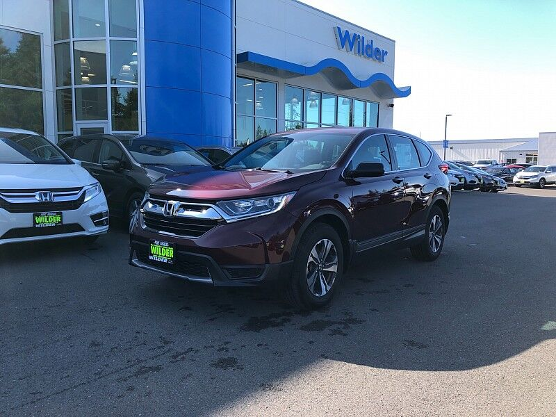 2019 Honda CR-V 4d SUV AWD LX Port Angeles WA