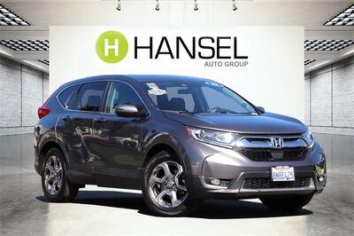 2019_Honda_CR-V_EX_ Santa Rosa CA
