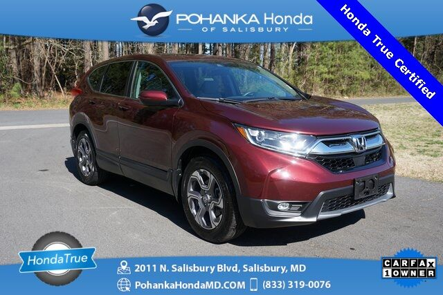 2019 Honda CR-V EX ** Honda True Certified 7 Year / 100,000 ** Salisbury MD