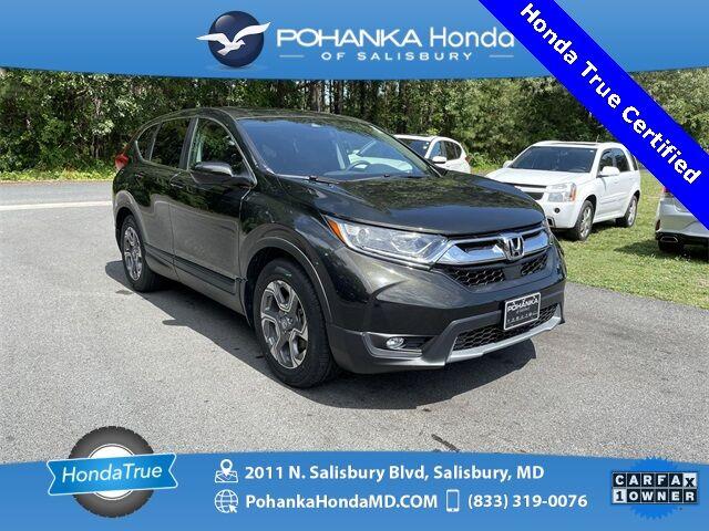 2019 Honda CR-V EX ** Honda True Certified 7 Year / 100,000 ** Salisbury MD