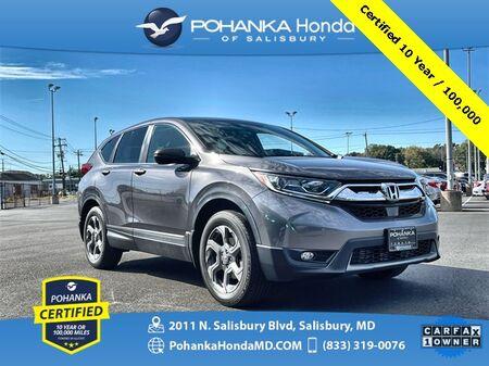 2019_Honda_CR-V_EX AWD ** Pohanka Certified 10 Year / 100,000 **_ Salisbury MD