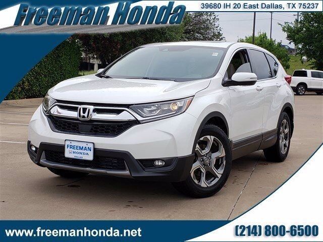 2019 Honda CR-V EX Dallas TX