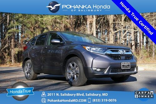 2019_Honda_CR-V_EX-L ** Honda True Certified 7 Year / 100,000  **_ Salisbury MD
