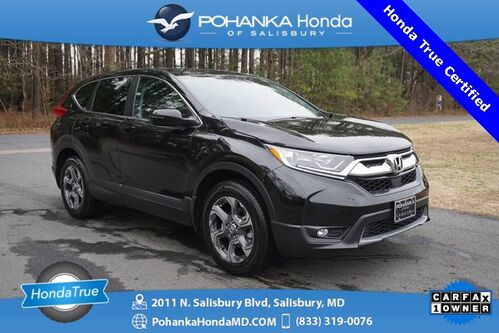 2019_Honda_CR-V_EX-L AWD ** Honda True Certified 7 Year / 100,000  **_ Salisbury MD