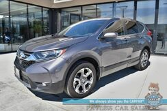 2019_Honda_CR-V_EX-L / AWD / Heated Leather Seats / Sunroof / Adaptive Cruise Control / Lane Departure & Blind Spot Alert / Bluetooth / Back Up Camera / 33 MPG / 1-Owner_ Anchorage AK