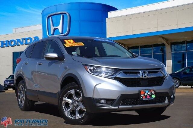 2019 Honda CR-V EX-L **Certified Pre-Owned** Wichita Falls TX