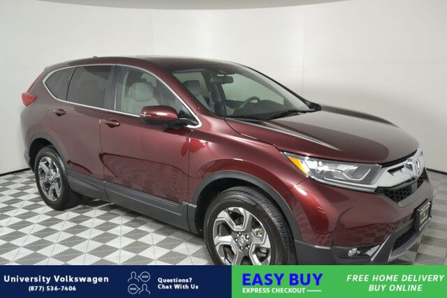 2019 Honda CR-V EX-L Seattle WA