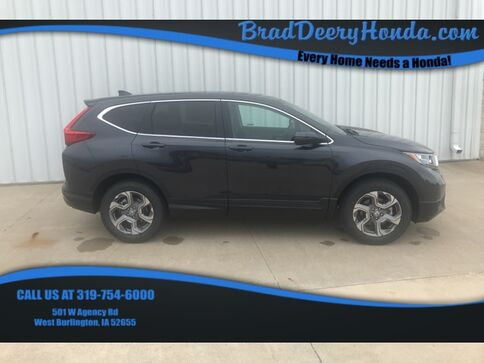 2019_Honda_CR-V_EX-L_ West Burlington IA