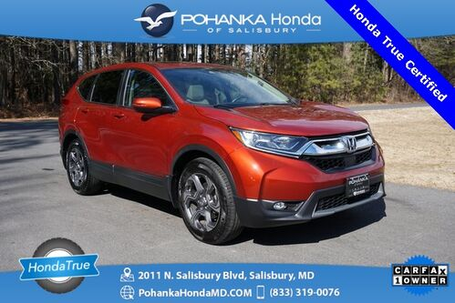 2019_Honda_CR-V_EX Sunroof ** Honda True Certified 7 Year/100,000  **_ Salisbury MD