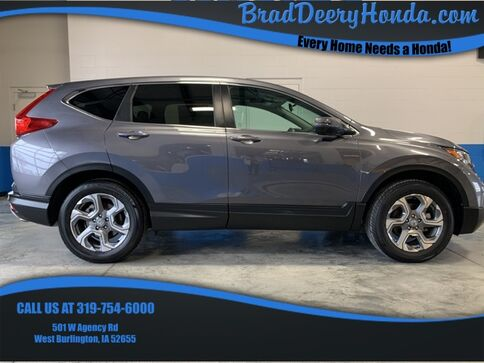 2019_Honda_CR-V_EX_ West Burlington IA
