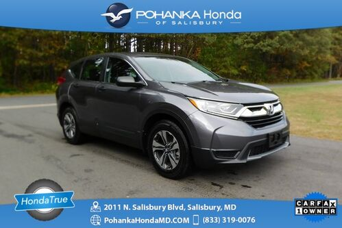 2019_Honda_CR-V_LX ** Honda True Certified 7 Year / 100,000  **_ Salisbury MD