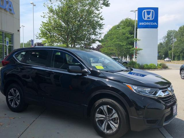 2019 Honda CR-V LX AWD Dartmouth MA