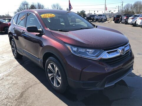 2019_Honda_CR-V_LX AWD_ Evansville IN