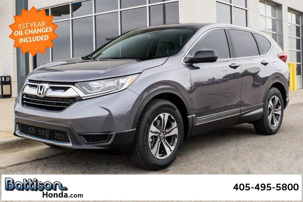 2019_Honda_CR-V_LX_ Oklahoma City OK