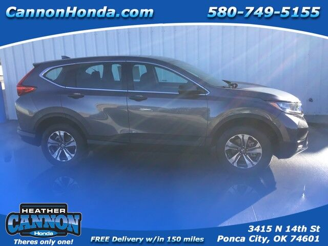2019 Honda CR-V LX Ponca City OK