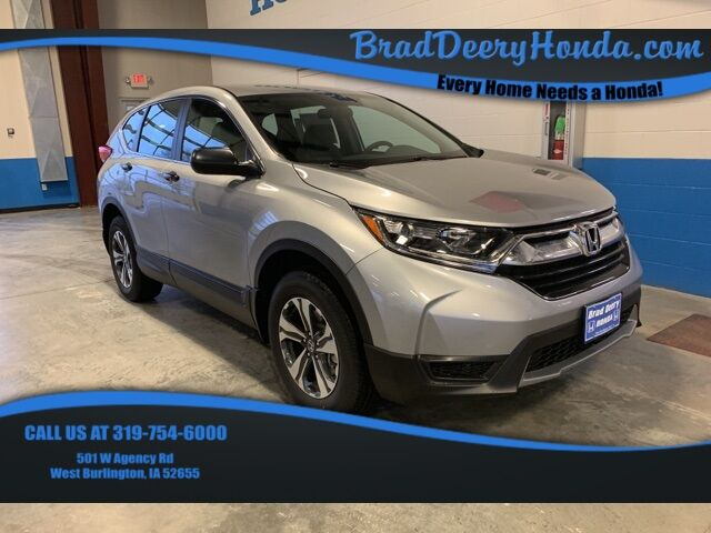 2019 Honda CR-V LX West Burlington IA