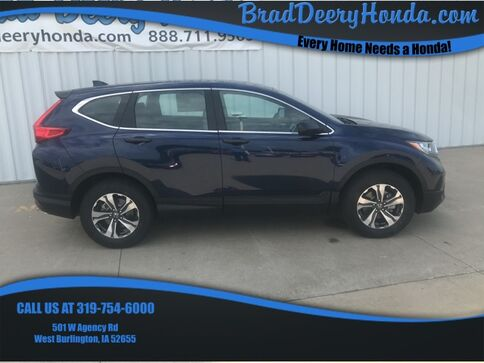 2019_Honda_CR-V_LX_ West Burlington IA