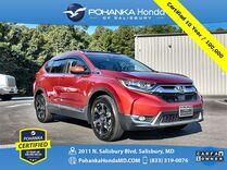 2019 Honda CR-V Touring ** Pohanka Certified 10 Year / 100,000 **