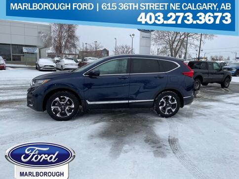 2019_Honda_CR-V_Touring AWD  - Sunroof -  Navigation_ Calgary AB