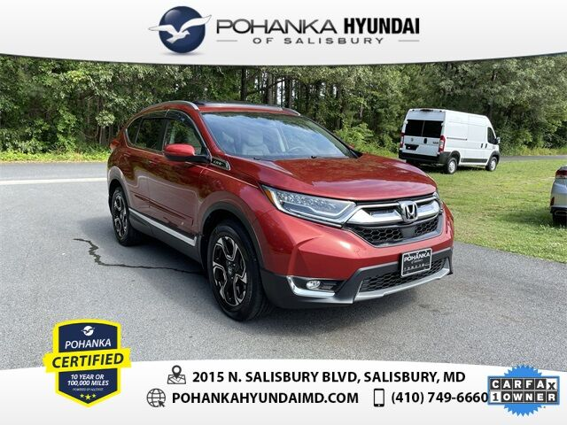 2019 Honda CR-V Touring **ONE OWNER** Salisbury MD