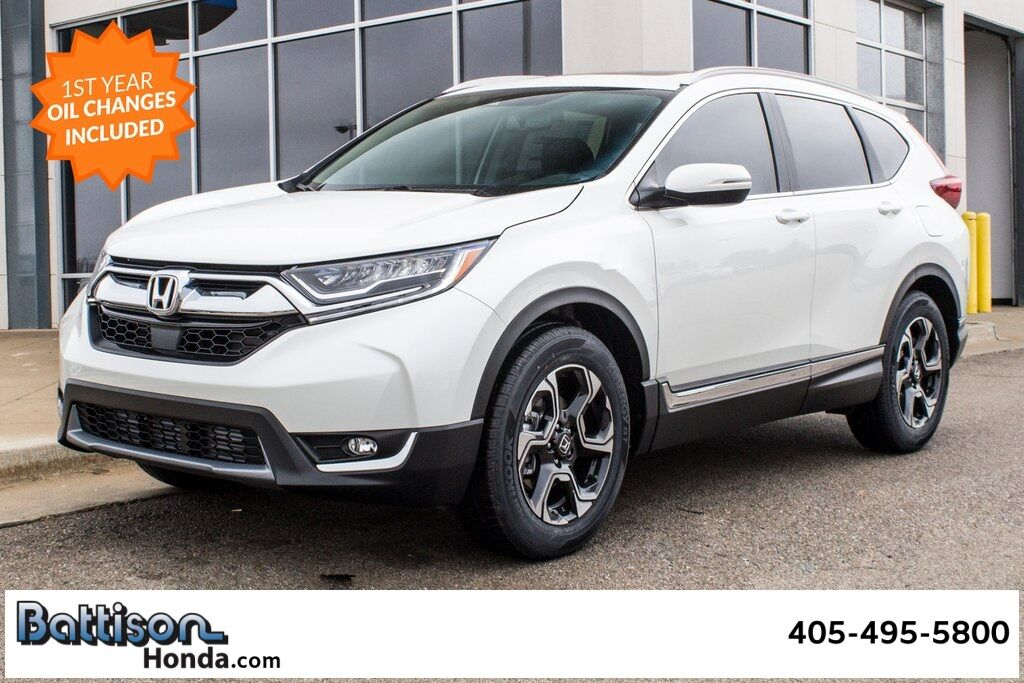 2019_Honda_CR-V_Touring_ Oklahoma City OK