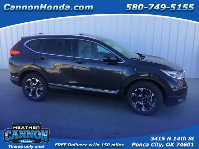 2019 Honda CR-V Touring Ponca City OK