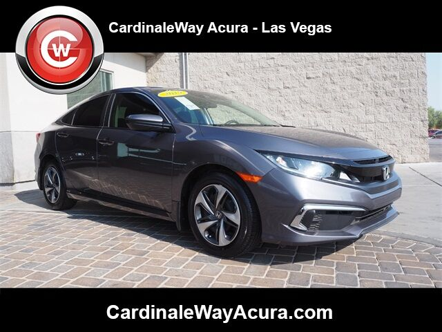2019 Honda Civic Las Vegas NV