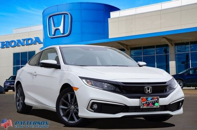 2019 Honda Civic Coupe EX Wichita Falls TX