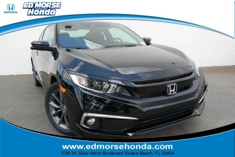 2019 Honda Civic Coupe EX CVT Riviera Beach FL