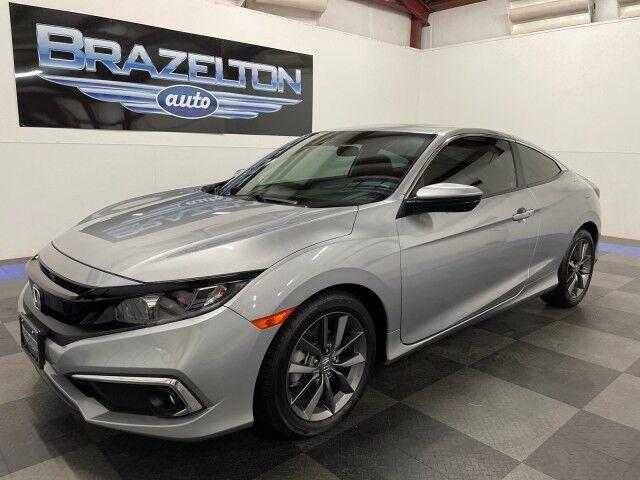 2019 Honda Civic Coupe EX, Sunroof, Only 2500 Miles Houston TX
