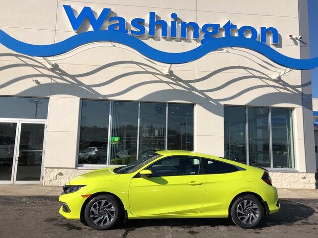 2019 Honda Civic Coupe LX CVT Washington PA