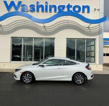 2019_Honda_Civic Coupe_LX CVT_ Washington PA