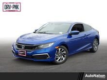 2019_Honda_Civic Coupe_LX_ Roseville CA