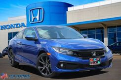 2019_Honda_Civic Coupe_Sport_ Wichita Falls TX