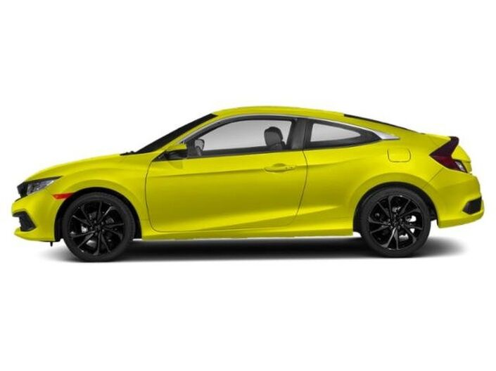 2019 Honda Civic Coupe Sport CVT Riviera Beach FL