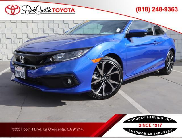 2019 Honda Civic Coupe Sport La Crescenta CA