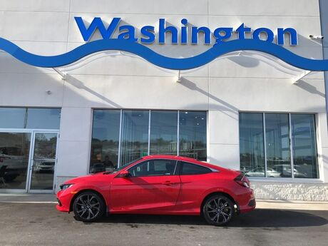 2019 Honda Civic Coupe Sport Manual Washington PA