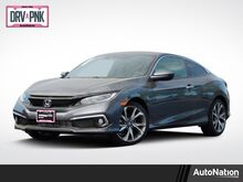 2019_Honda_Civic Coupe_Touring_ Roseville CA
