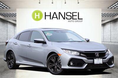 2019_Honda_Civic_EX_ Santa Rosa CA