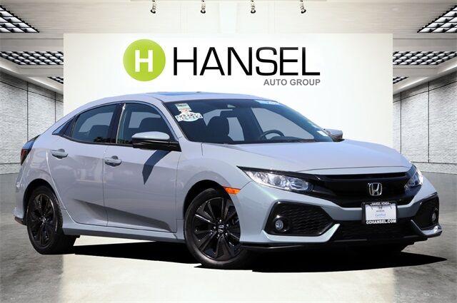 2019 Honda Civic EX Santa Rosa CA