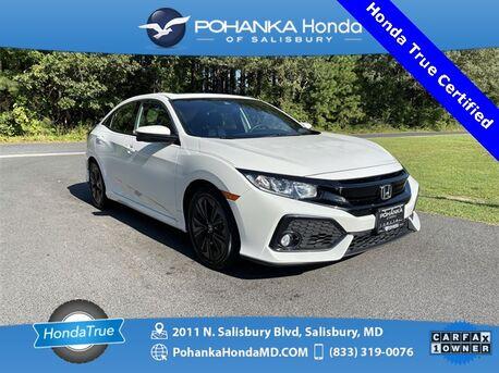 2019_Honda_Civic_EX ** Honda True Certified 7 Year / 100,000  **_ Salisbury MD