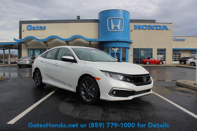 2019 Honda Civic EX-L CVT Lexington KY
